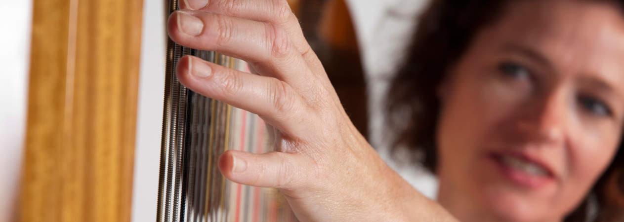 Harp en zang Heleen Bartels